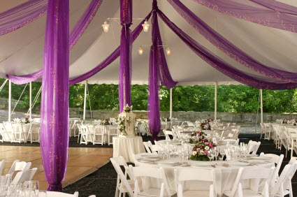 itsabridesworld: Outdoors wedding and receptions - decoration